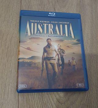 Bluray película Australia NUEVO