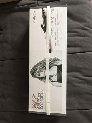 Tenacilla rizadora BaByliss 25mm