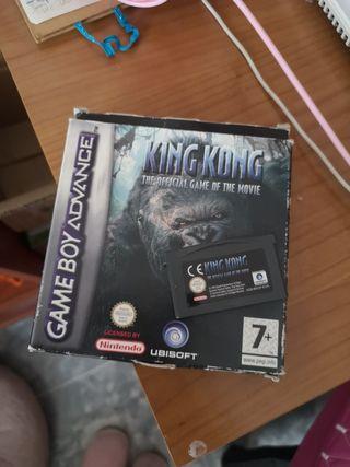 GBA King Kong