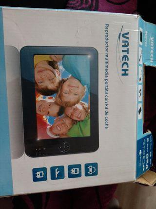 reproductor multimedia portatil