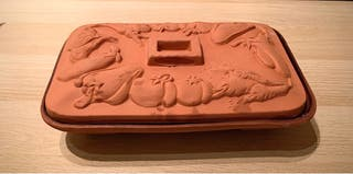 Roman brick pot £15