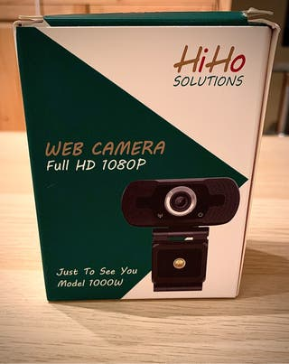 FULL HD 1080P WEBCAM
