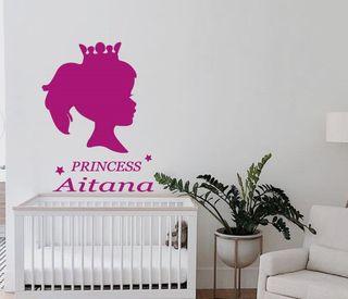 Vinilo para Princesa