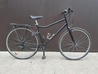 bicicleta hibrida rodado 28 ideal ciudad