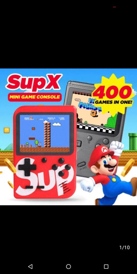 Sup Handheld Game Console