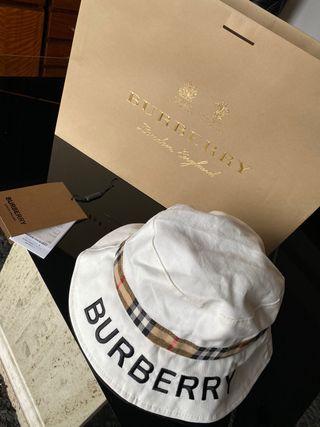 Gorro burberry