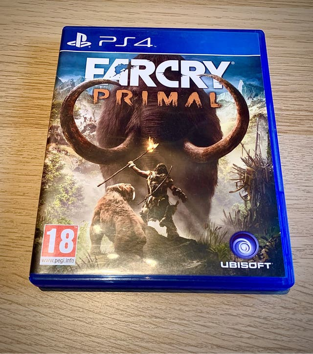 Ps4 game Farcry Primal