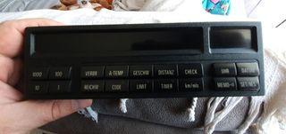 consola ordenador 18 botones bmw e36
