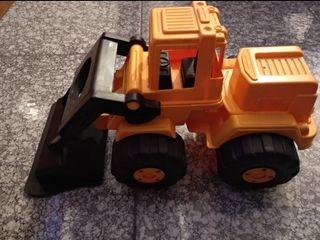 Tractor escavadora (juguete)