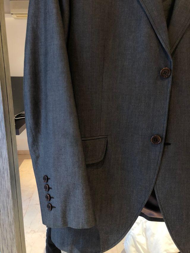 Conjunto traje hombre marca Caramelo 50