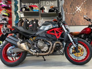 ducati monster 821 2017 con financiación