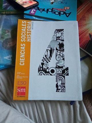 libro de ciencias sociales historia Asturias