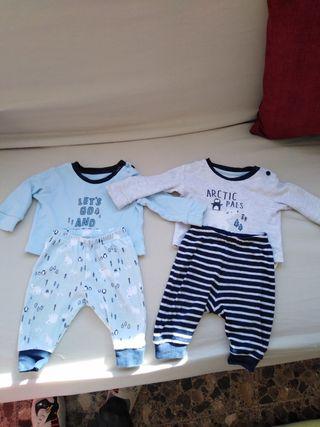 pijama bebe 3_6meses