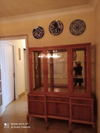 vitrina antiga