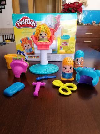 Peinados locos Play-Doh