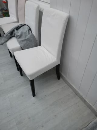 silla Ikea Herinksdal (total 4 unidades)