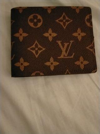 Billetera de Louis Vuitton