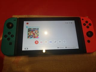 NINTENDO SWITCH Vulneable