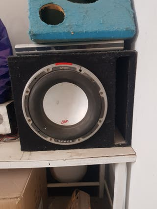 subwoofer vibe space 12