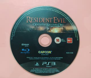 Resident Evil PlayStation 3