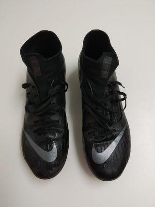 Botas de fútbol Nike Mercurial PRO talla 42