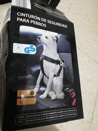 cinturón de seguridad perros talla m