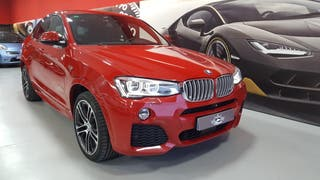 BMW X4 M XDRIVE30D 258 CV