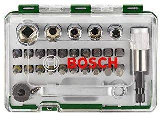 BOSCH PROFESSIONAL Set 27 piezas para atornillar
