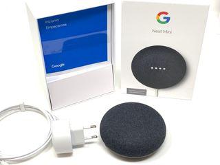 Google Nest Mini (negro)