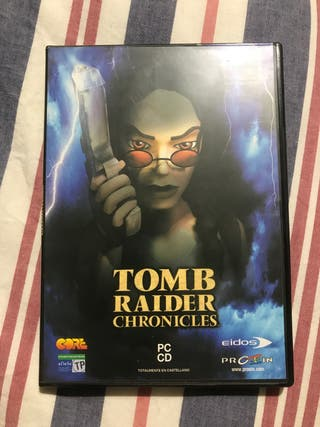 Videojuego PC Tomb Raider Chronicles