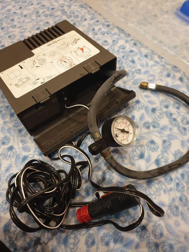 Compresor de aire portatil
