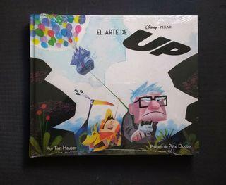 El arte de Disney Pixar-Up