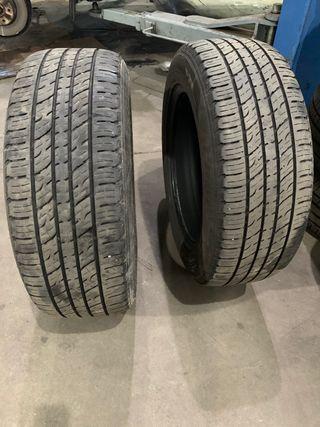 2 Neumáticos 235/60/18
