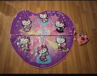 alfombra musical Hello Kitty