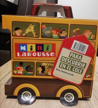 Maleta Mini Larousse