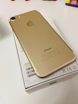 IPhone 7 color oro 128 gb