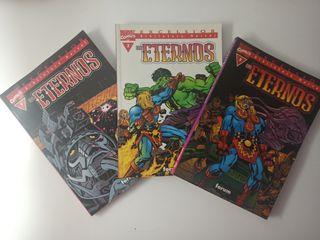 Los Eternos cómics