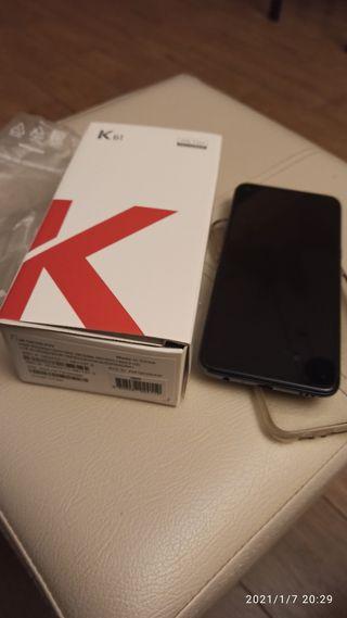movil LG K61 128g