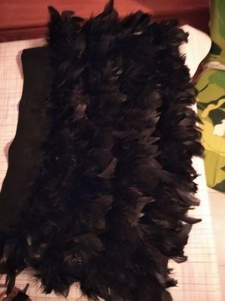 falda mujer