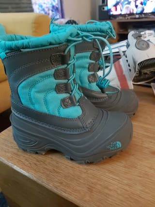 Botas nieve. Talla 27 Us 10.The North Face