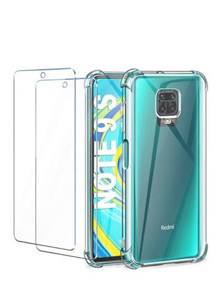 Funda compatible Xiami Redmi Note 9 Pro