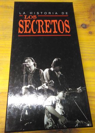 La Historia de LOS SECRETOS - Limited Box Set
