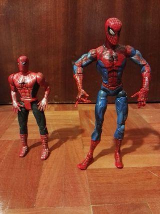 Spiderman Marvel 2 figuras