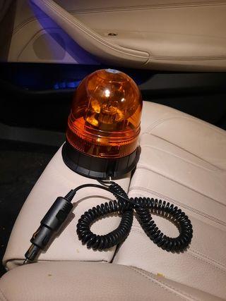 rotativo no luce iman naranja