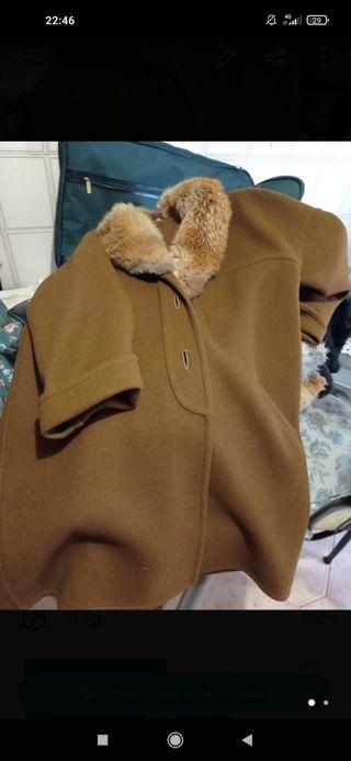 lote abrigo y chaqueton