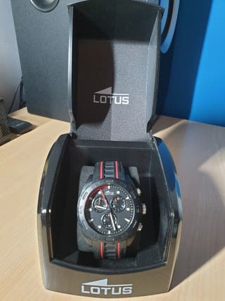 Reloj Lotus edicion Marc Marquez world champion