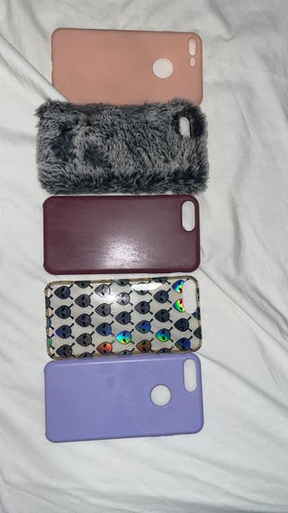 Fundas iphone7+