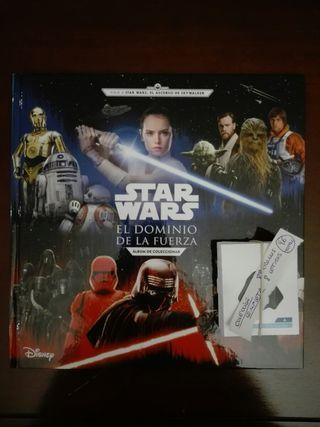 Star Wars Colección de Cromos completa