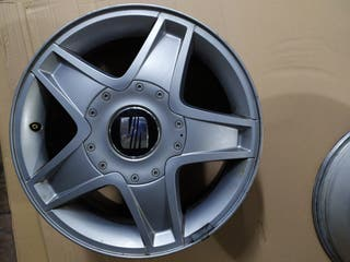 Llantas 5X100 CUPRA 16pulgada Seat Audi Volkswagen