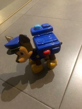 Perro robot chase patrulla canina